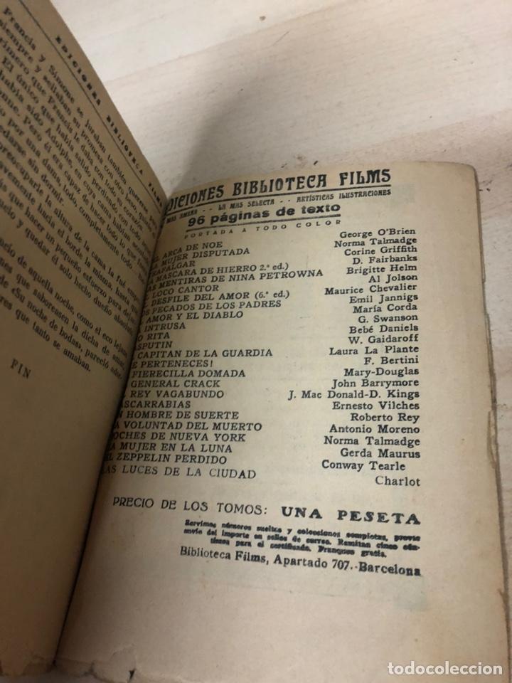 Libros antiguos: Libro SU NOCHE DE BODAS IMPERIO ARGENTINA I PEPE ROMEU. EDICIONES BIBLIOTECA FILMS - Foto 7 - 195150530