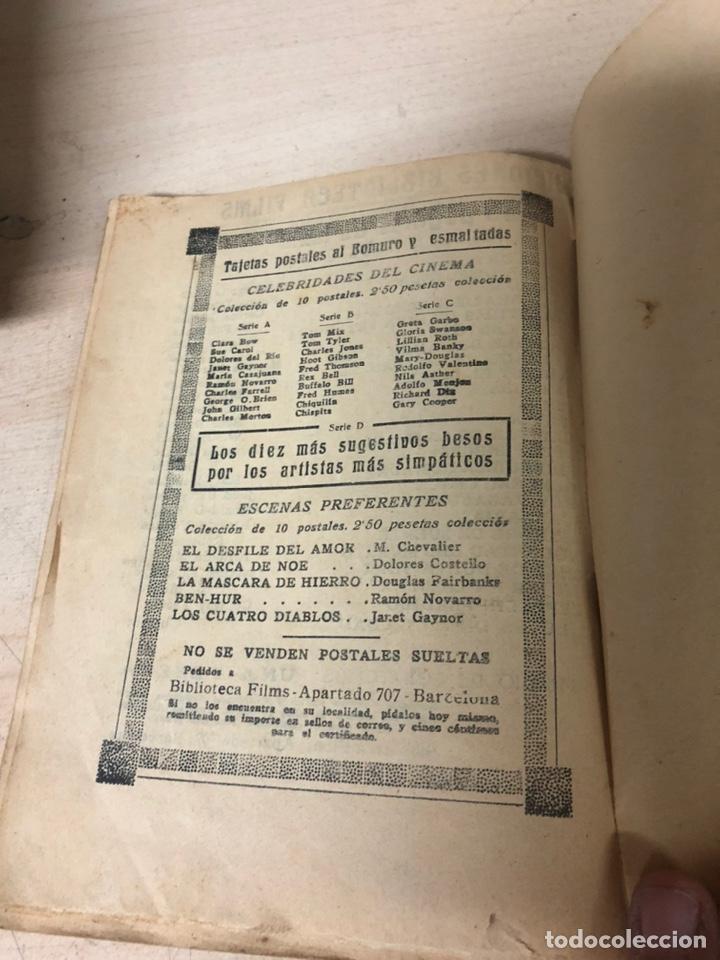 Libros antiguos: Libro SU NOCHE DE BODAS IMPERIO ARGENTINA I PEPE ROMEU. EDICIONES BIBLIOTECA FILMS - Foto 8 - 195150530