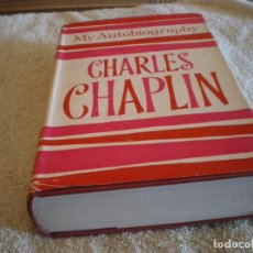 Libros antiguos: CHARLIE CHAPLIN LIBRO MY AUTOBIOGRAPHY CHARLIE CHAPLIN. Lote 196639498