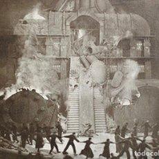 Libros antiguos: ROBERT HERRING - THE FILMS OF 1927-1928 - METROPOLIS - FAUSTO - BEN-HUR - EL ESTUDIANTE DE PRAGA. Lote 196974955