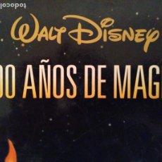 Libros antiguos: WALT DISNEY.100 AÑOS DE MAGIA.. Lote 197104326
