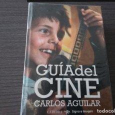 Libros antiguos: GUĪA DEL CINE, POR CARLOS AGUILAR. Lote 198092106