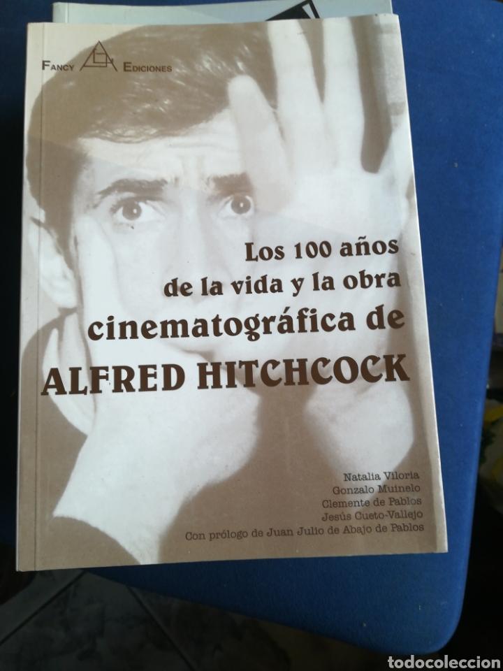 LOS 100 AÑOS DE LA VIDA Y LA OBRA CINEMATOGRÁFICA DE ALFRED HITCHCOCK VV AA FANCY EDICIONES 1999 (Libros Antiguos, Raros y Curiosos - Bellas artes, ocio y coleccion - Cine)