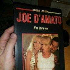 Libros antiguos: LIBRO: JOE D'AMATO EN BREVE. Lote 206914822