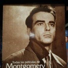 Libros antiguos: TODAS LAS PELICULAS DE MONTGOMERY CLIFT. JUDITH M. KASS. ODIN EDICIONES 1993. Lote 218382736