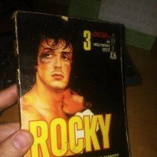 Libros antiguos: LIBRO: ROCKY. Lote 221492317