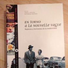 Libros antiguos: 'EN TORNO A LA NOUVELLE VAGUE'. CARLOS F. HEREDERO. Lote 221652605