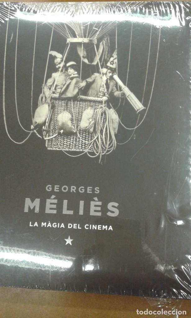 GEORGES MELIES LA MAGIA DEL CINEMA. NUEVO Y PRECINTADO (Libros Antiguos, Raros y Curiosos - Bellas artes, ocio y coleccion - Cine)
