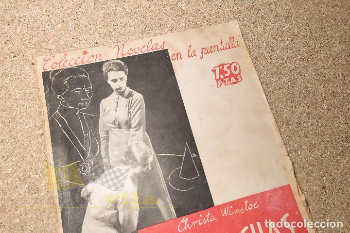 Libros antiguos: Muchachas de uniforme - Christa Wisloe - Foto 2 - 224678751