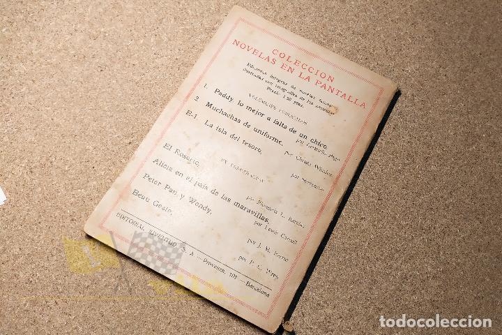 Libros antiguos: Muchachas de uniforme - Christa Wisloe - Foto 4 - 224678751