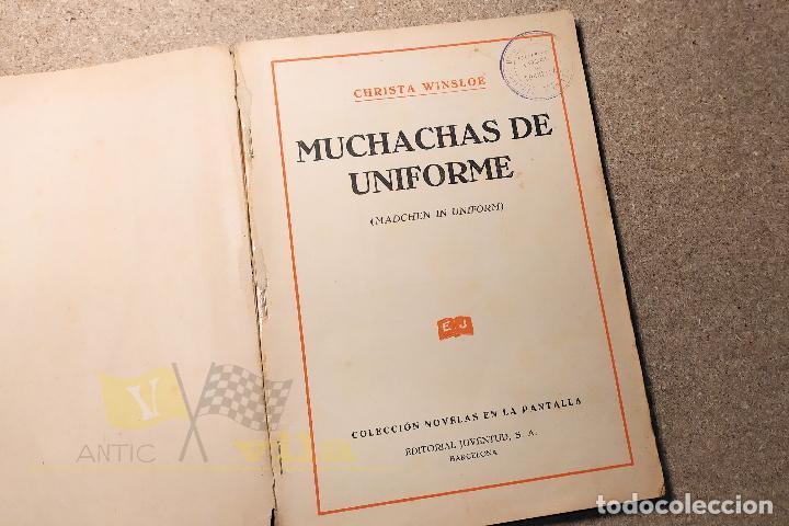 Libros antiguos: Muchachas de uniforme - Christa Wisloe - Foto 5 - 224678751