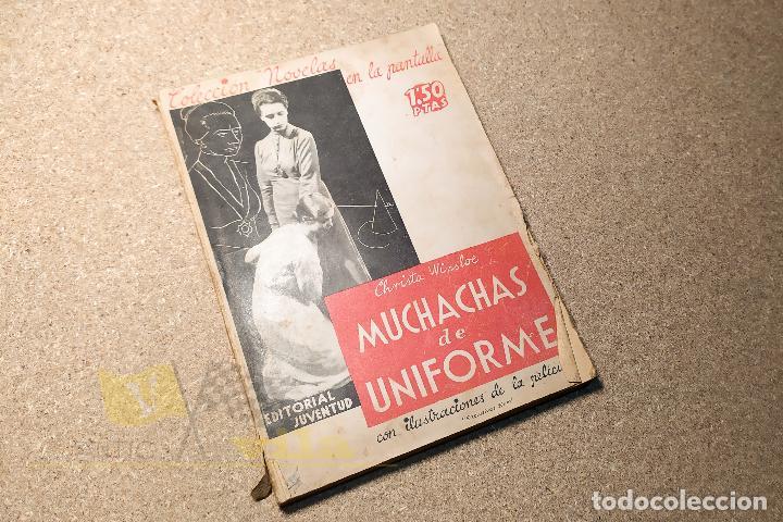 MUCHACHAS DE UNIFORME - CHRISTA WISLOE (Libros Antiguos, Raros y Curiosos - Bellas artes, ocio y coleccion - Cine)
