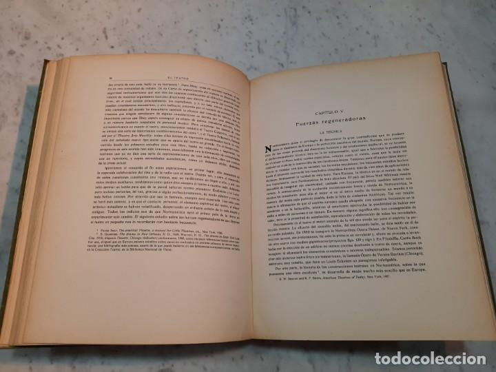 Libros antiguos: EL TEATRO Y EL CINEMATOGRAFO NORTEAMERICANOS - J. GREGOR y R. FULOP-MILLER - GUSTAVO GILI, 1932, BCN - Foto 7 - 226837965