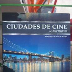Libros antiguos: CIUDADES DE CINE - CLAUDIA HELLMANN Y CLAUDINE WEBER-HOF - PROLOGO WIN WENDERS. Lote 226838285