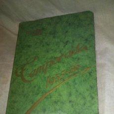 Livres anciens: ANTIGUO CATALOGO DE PELICULAS DE CINE NOTICIARIO CIFESA TEMPORADA 1935-36 - REPUBLICA.. Lote 254814780