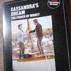 Libros antiguos: LIBRO-GUÍA SPEAK UP - PELÍCULA CASSANDRA'S DREAM. Lote 262274095