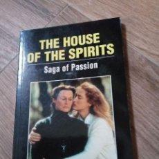Libros antiguos: LIBRO-GUÍA SPEAK UP - PELÍCULA THE HOUSE OF THE SPIRITS. Lote 262278870