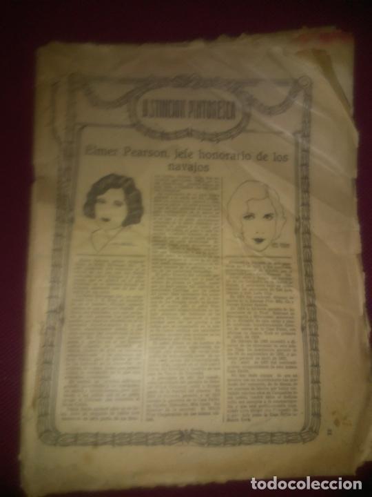 Libros antiguos: EL CINE REVISTA POPULAR ILUSTRADA - AÑOS 1916-18 EN DOS VOLUMENES - CINE.ILUSTRADAS. - Foto 8 - 26691498