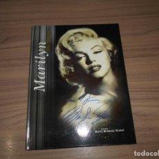 Livres anciens: MARILYN MONROE THE DREAM LIBRO TAPA DURA 68 PAG. 29X22 CM. NUEVO SIN ESTRENAR. Lote 272887448