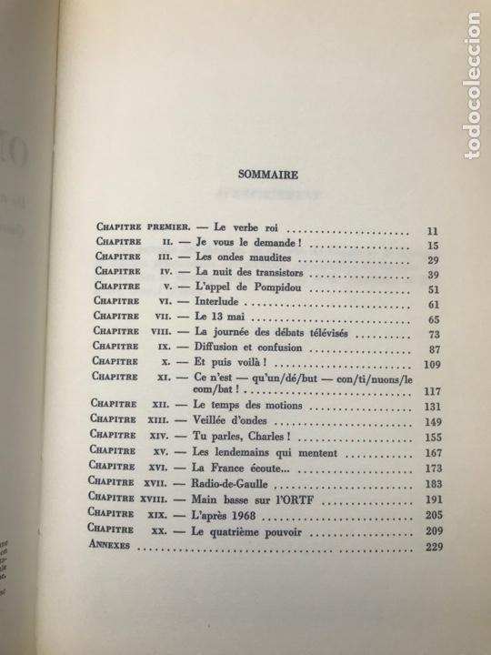 Libros antiguos: ondes de choc André Astoux Ref H - Foto 3 - 276976633