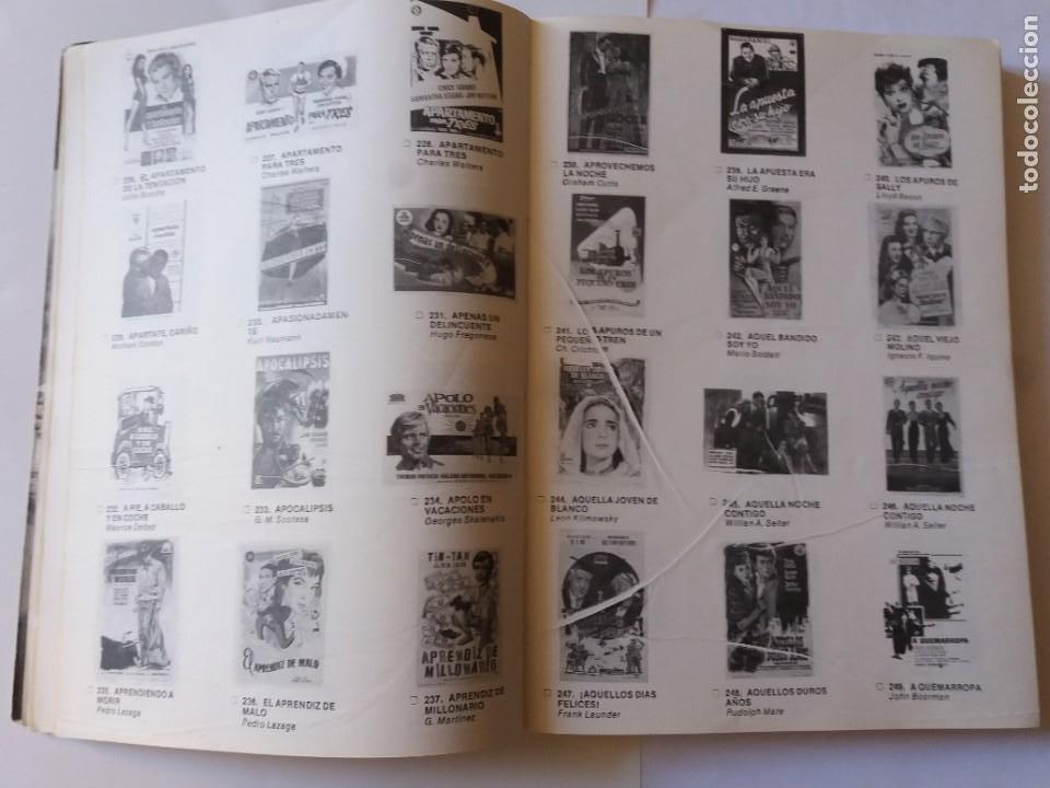 Libros antiguos: LIBRO, CATÁLOGO DE PROGRAMAS DE CINE. HÉROES DE FOLLETOS DE CINE. PRIMER CATÁLOGO EDITADO. - Foto 4 - 286716788