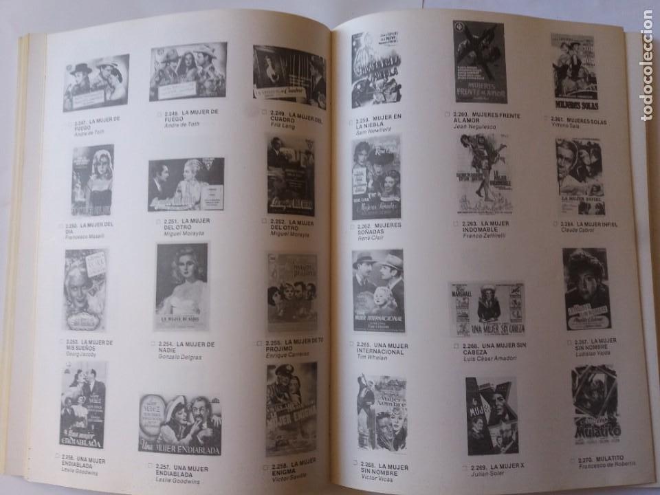 Libros antiguos: LIBRO, CATÁLOGO DE PROGRAMAS DE CINE. HÉROES DE FOLLETOS DE CINE. PRIMER CATÁLOGO EDITADO. - Foto 6 - 286716788
