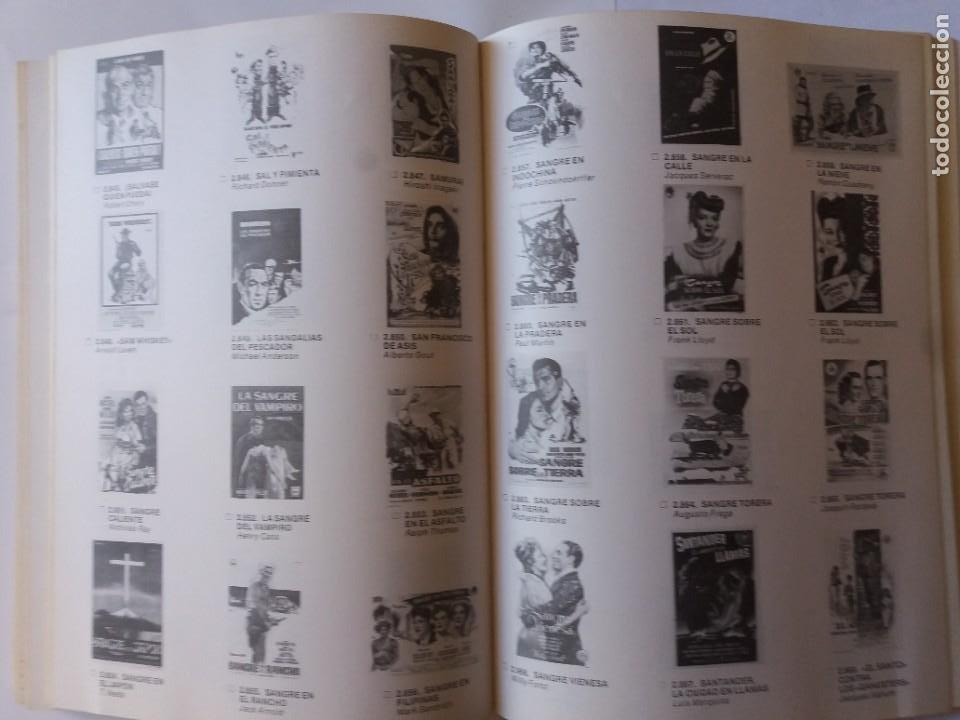 Libros antiguos: LIBRO, CATÁLOGO DE PROGRAMAS DE CINE. HÉROES DE FOLLETOS DE CINE. PRIMER CATÁLOGO EDITADO. - Foto 7 - 286716788