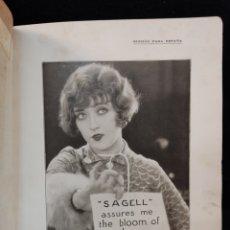 Libros antiguos: SAGELL LIBRO / ALBUM FOTOGRAFÍAS DE ACTRICES HOLLYWOOD.. Lote 287862213