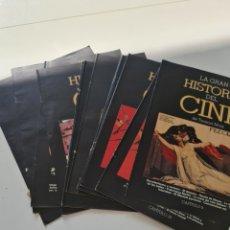 Libros antiguos: HISTORIA DEL CINE DE ABC 50 EJEMPLARES. Lote 295475513