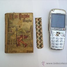 Libros antiguos: DON QUIJOTE DE LA MANCHA 1902 , MIGUEL DE CERVANTES , SATURNINO CALLEJA - PORTE INCLUIDO. Lote 27015594
