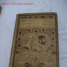 Libros antiguos: ENSAYO DE IMITACION DE UN LIBRO INIMITABLE - JUAN MONTALVO 1898. Lote 27084849