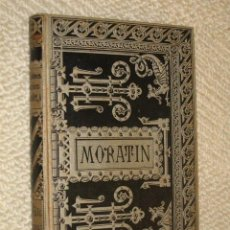 Livres anciens: COMEDIAS ESCOGIDAS, DE LEANDRO FERNÁNDEZ DE MORATÍN. BIBLIOTECA CLÁSICA ESPAÑOLA, CORTEZO, 1884. Lote 22743811