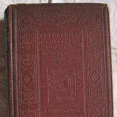 Libros antiguos: EL INGENIOSO HIDALGO DON QUIJOTE DE LA MANCHA- EDICION FACSIMILAR DE 1897- TOMO I. Lote 53379058