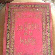 Livres anciens: DON QUIJOTE - PRECIOSA EDICION ILUSTRADA CON REPRODUCCIONES DE LA BIBLIOTECA NACIONAL. Lote 26924667