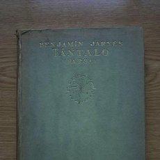 Libros antiguos: TÁNTALO. FARSA. JARNÉS (BENJAMÍN). Lote 16222734