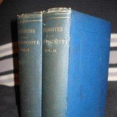 Libros antiguos: 1882: DON QUIJOTE DE LA MANCHA. MIGUEL DE CERVANTES.. Lote 27325013