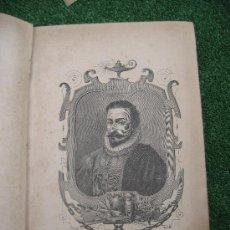 Alte Bücher - 1880. DON QUIJOTE DE LA MANCHA. 2 TOMOS. EDICION DE GRAN LUJO. GRAN FORMATO - 26882235