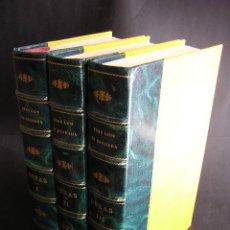 Libros antiguos: 1848 - FRAY LUIS ED GRANADA - OBRAS - BIBLIOTECA DE AUTORES ESPAÑOLES - PRIMERA EDICION. Lote 26770694