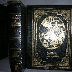 Libros antiguos: DON QUIJOTE DE LA MANCHA, CERVANTES, 2 TOMOS. Lote 26286112