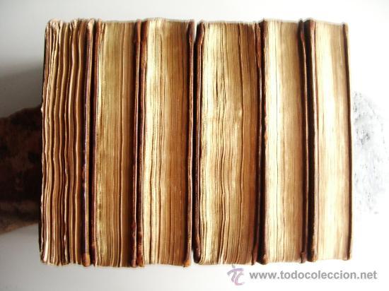 Libros antiguos: 1741-DON QUICHOTTE. DON QUIJOTE. 6 TOMOS EN FRANCÉS. 24 GRABADOS. - Foto 20 - 26363266