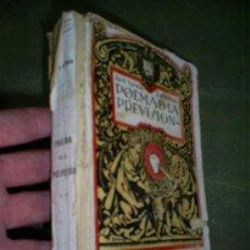 Libros antiguos: POEMA DE LA PREVISIÓN CUENTOS DE LA PREVISIÓN JOSÉ IGNACIO DE URBINA C. 1900 RM45152. Lote 20110460
