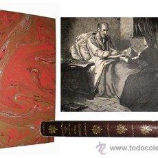 Libros antiguos: 1876 - NOVELAS EJEMPLARES - DE CERVANTES - EDICION DE LUJO. Lote 20338827
