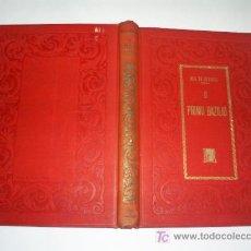 Libros antiguos: O PRIMO BAZILIO EPISODIO DOMÉSTICO EN PORTUGUÉS EÇA DE QUEIROZ 1927 RM43159. Lote 22329870