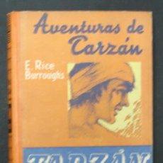 Libros antiguos: AVENTURAS DE TARZÁN, Nº 8. TARZÁN EL TERRIBLE. EDGAR RICE BURROUGHS. 1928. 317 PÁG.. Lote 21509578