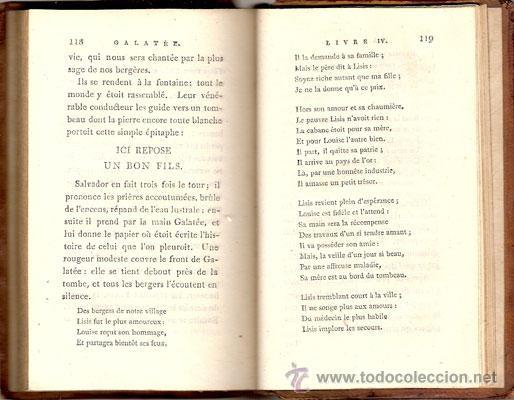 Libros antiguos: CERVANTES – GALATEA – Año 1798 - Foto 5 - 27441924