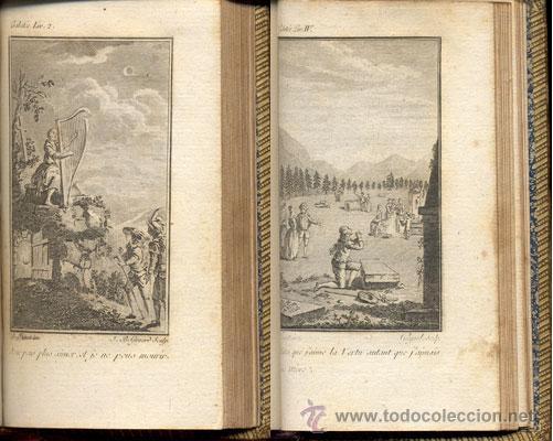 Libros antiguos: CERVANTES – GALATEA – Año 1799 - Foto 4 - 27441925