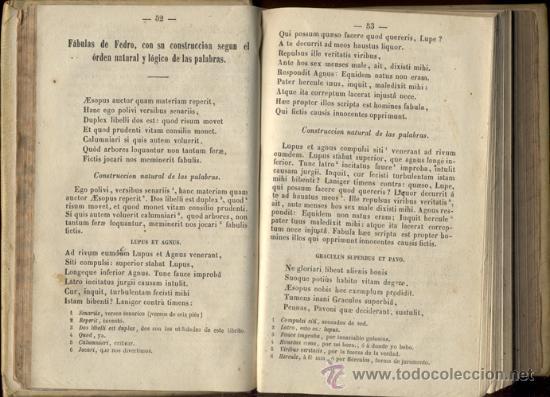 Libros antiguos: CLÁSICOS LATINOS y CASTELLANOS – Año 1867 - Foto 5 - 27419965