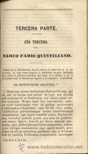 Libros antiguos: CLÁSICOS LATINOS y CASTELLANOS – Año 1867 - Foto 6 - 27419965