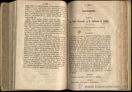 Libros antiguos: CLÁSICOS LATINOS y CASTELLANOS – Año 1867 - Foto 7 - 27419965