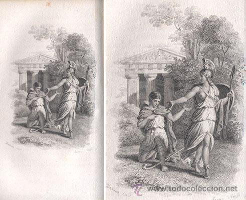 Libros antiguos: NUMA POMPILIUS – AÑO 1829 - Foto 3 - 26793568